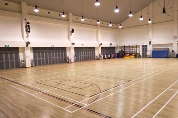 sports activities floors